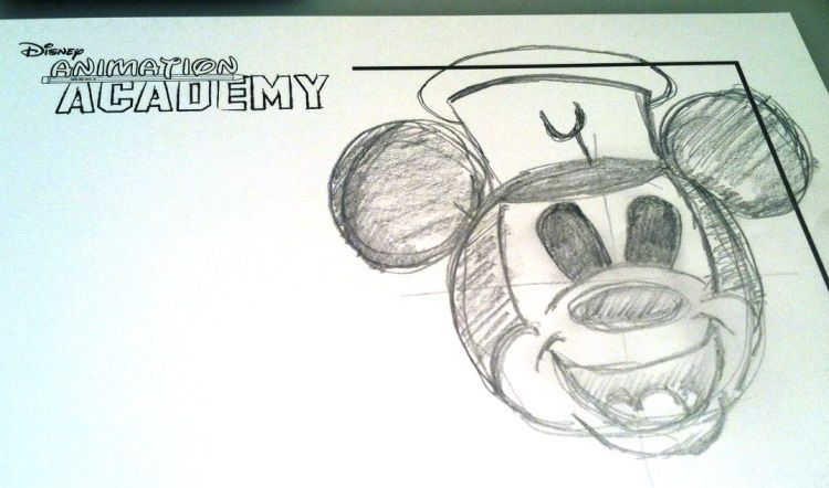 The Animation Academy is one of the really neat things at Disney California Adventure. You'll learn to sketch a Disney character at the mini-classes, included with park admission, offered throughout the day.