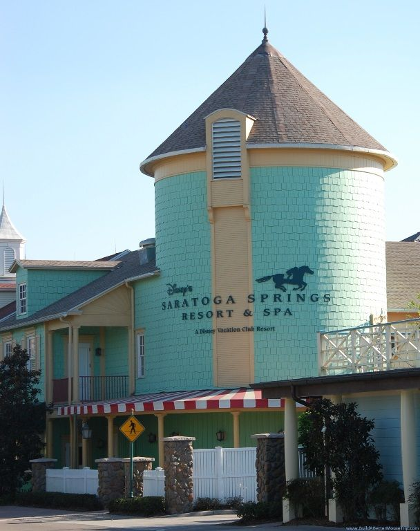 Disney's Saratoga Springs Resort and Spa at Disney World