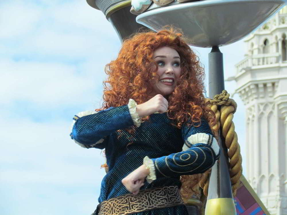 Disney World Tips & Secrets - Where to find Princess Merida, from Brave, at Disney World.   See:  http://www.buildabettermousetrip.com/princess-merida-at-disney-world