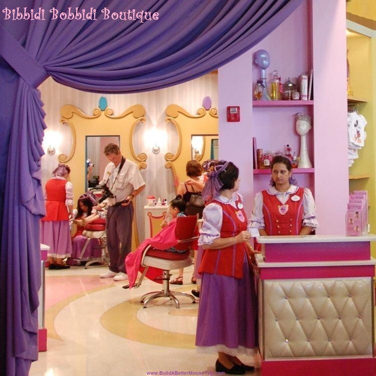 Bibbidi Bobbidi Boutique At Disney World Build A Better Mouse Trip