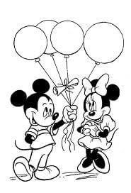free disney printable coloring pages