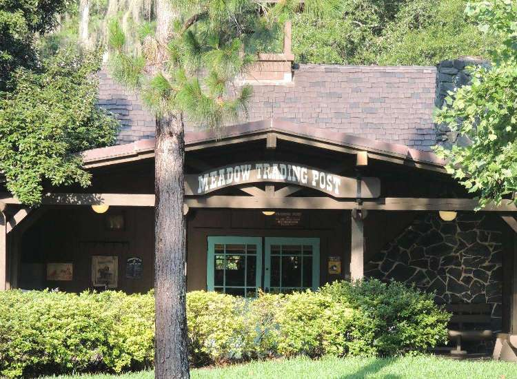 Meadow Trading Post / Disney's Fort Wilderness Resort & Campground