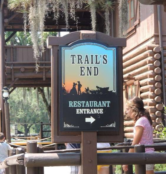 Trail's End is a Buffet restaurant available at Disney's Fort Wilderness Resort & Campground