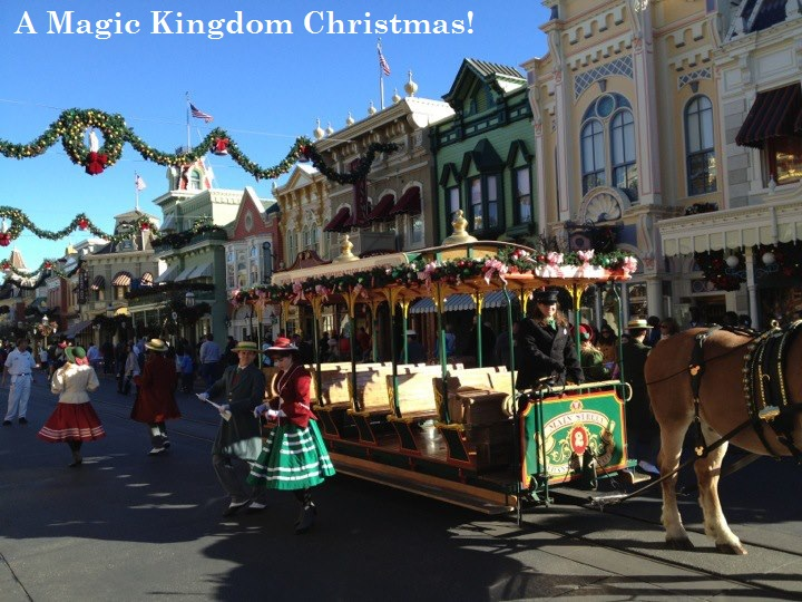 Christmas & Holiday Events at Disney World