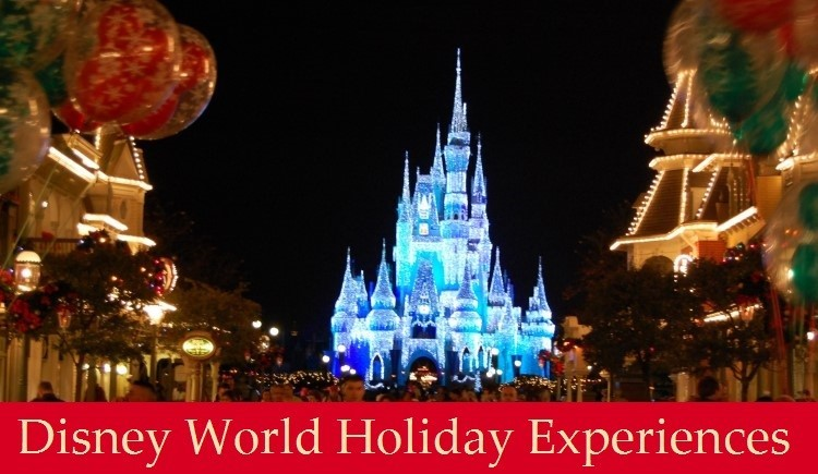 Disney World Holiday Events - A list of all the wonderful Christmas and holiday experiences available at the Walt Disney World Resort in Florida.