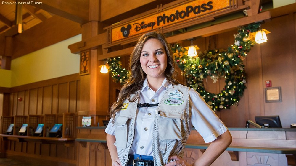 PhotoPass Studio in Disney Springs - images are included in the Memory Maker package / Walt Disney World
