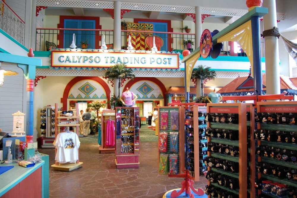 Disney\'s Caribbean Beach Resort — Build A Better Mouse Trip