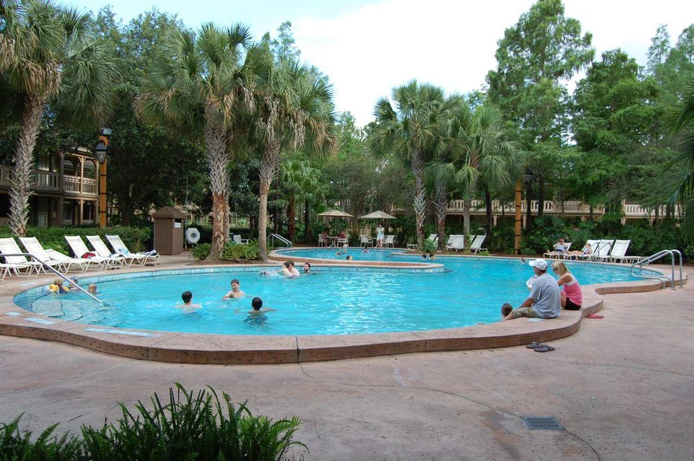 051-Disney's-Port-Orleans-Riverside-Alligator-Bayou-quiet-pool.JPG