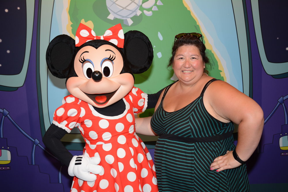 Meet Sharry Herritt - A travel agent specializing in Disney and Universal Studios destinations at Build A Better Mouse Trip.  Sharry can help you plan your Disney World, Disneyland, Disney Cruise Line, Aulani or Universal Studios vacation.