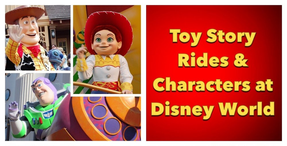 Toy Story rides and attractions at Disney World and discover where to meet Buzz Lightyear and Woody - includes Toy Story Land in Disney's Hollywood Studios as well as experiences at Magic Kingdom and the Toy Story buildings at Disney's All-Star Movies hotel. Walt Disney World Resort in Florida
