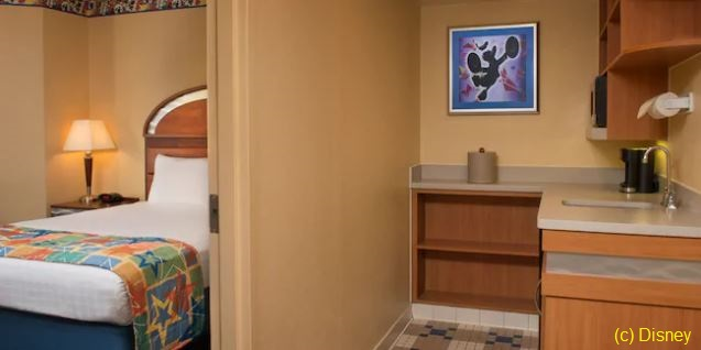 Disney's All-Star Music Family Suite / Walt Disney World Resort