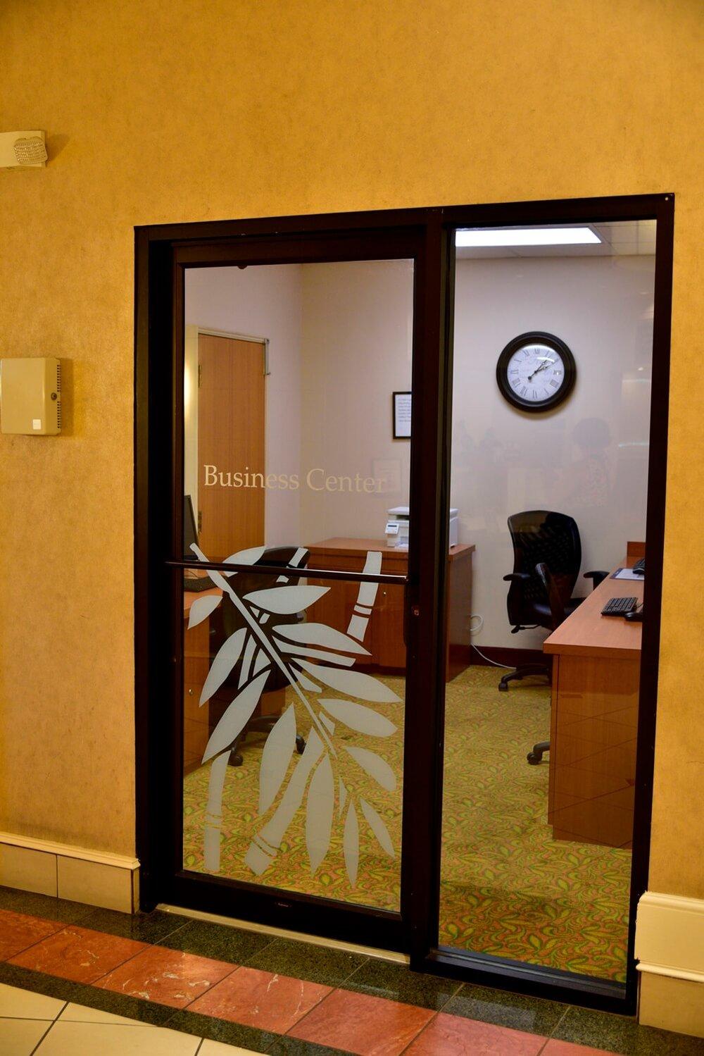 Business Center at Best Western Lake Buena Vista