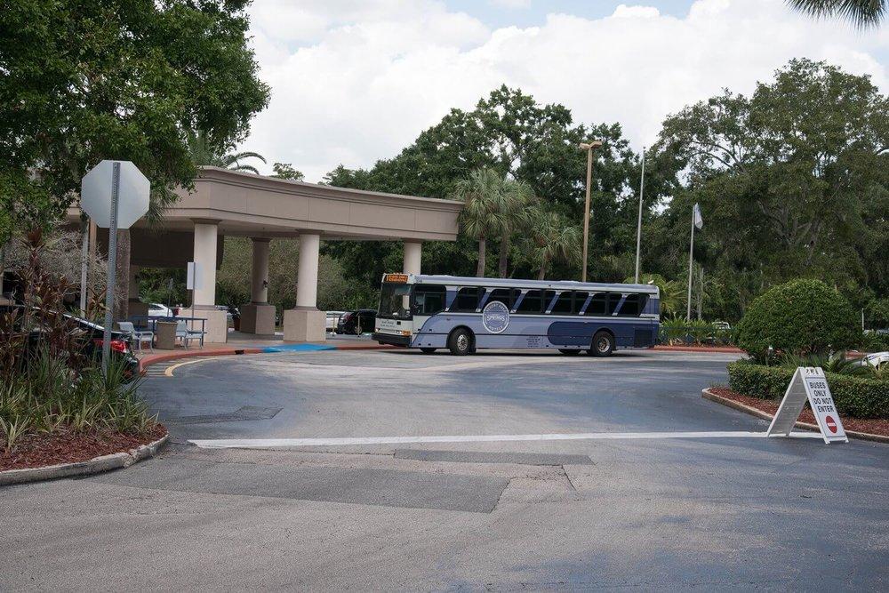Transportation at Best Western Lake Buena Vista hotel