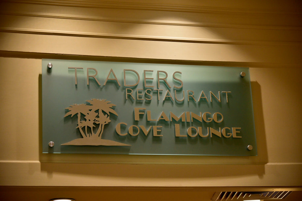 Traders Restaurant at Best Western Lake Buena Vista