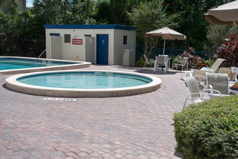 Wading pool at Best Western Lake Buena Vista