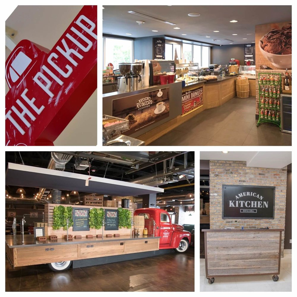 The Pickup and American Kitchen at B Resort & Spa Lake Buena Vista - Disney Springs / Walt Disney World Resort - Orlando Florida