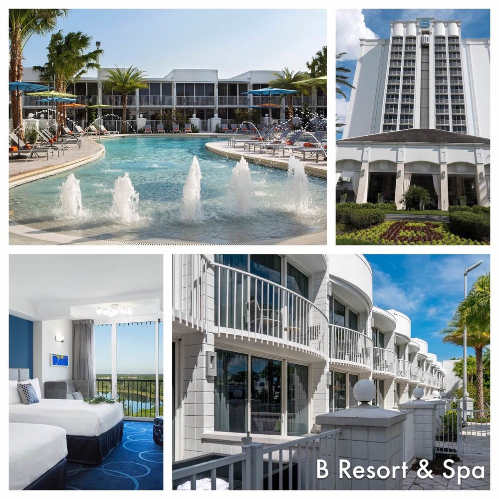 B Resort & Spa - Lake Buena Vista - Disney Springs: A Good Neighbor hotel offering exclusive Walt Disney World Resort benefits.