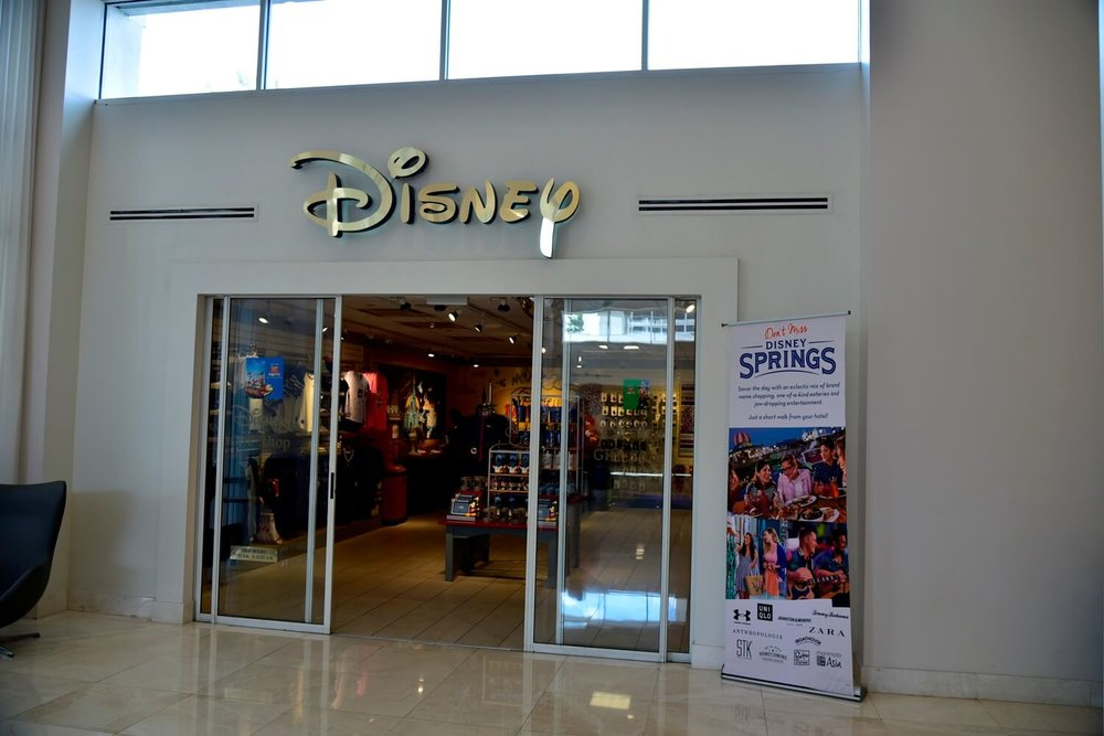 Disney Shop in the B Resort and Spa