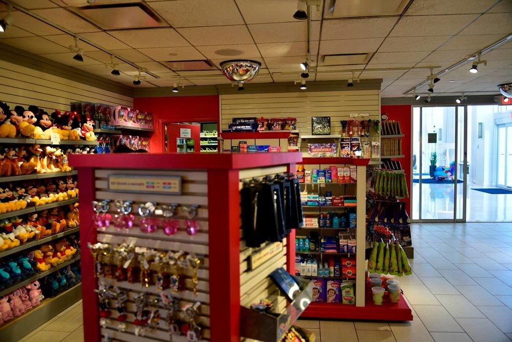 Disney Shop at B Resort and Spa