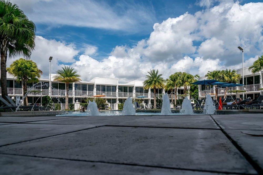 Pool at B Resort and Spa - Disney Springs