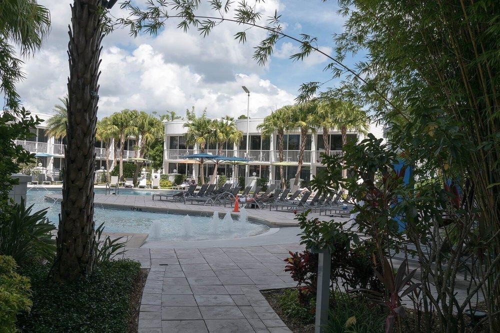 B Resort and Spa Swimming Pool