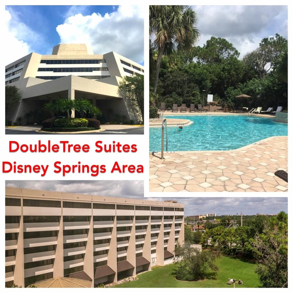 DoubleTree Suites by Hilton Orlando - Disney Springs: A Good Neighbor hotel offering exclusive Walt Disney World Resort benefits.