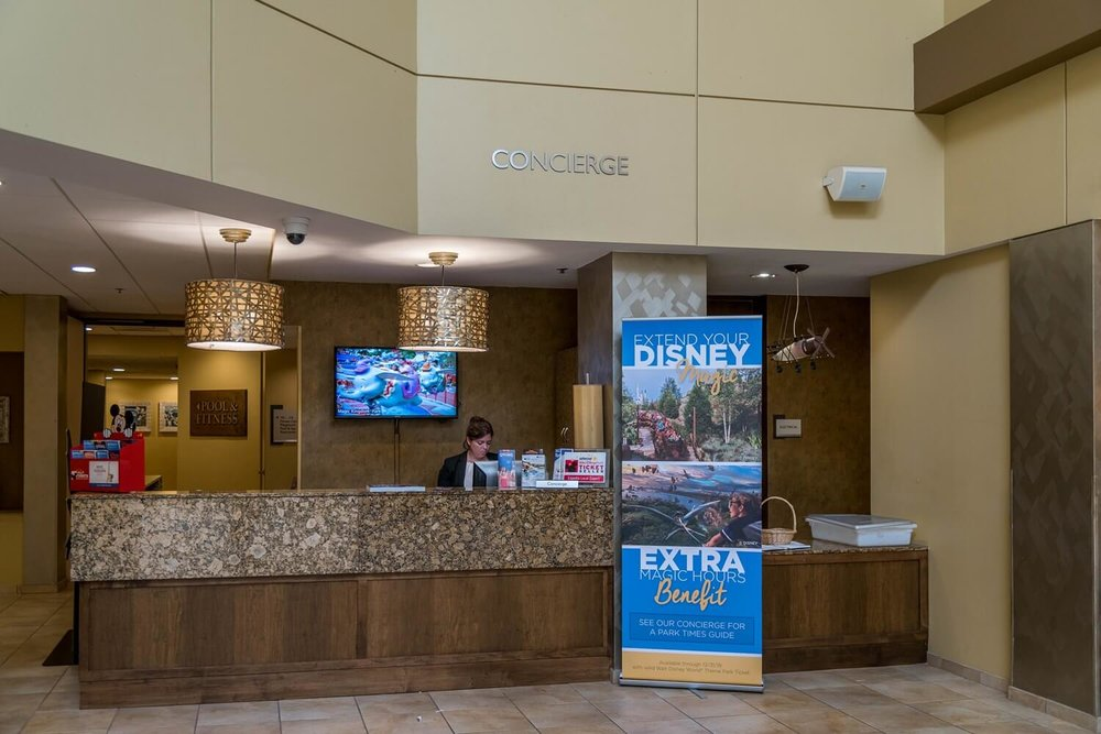 DoubleTree Suites by Hilton Orlando in the Disney Springs Resort Area: A Good Neighbor hotel offering exclusive Walt Disney World Resort benefits.