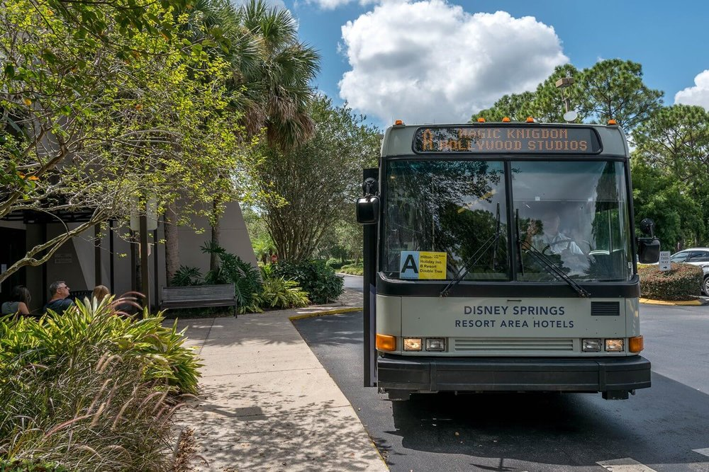 Complimentary Theme Park Transporation at DoubleTree Suites by Hilton Orlando - Disney Springs Resort Area