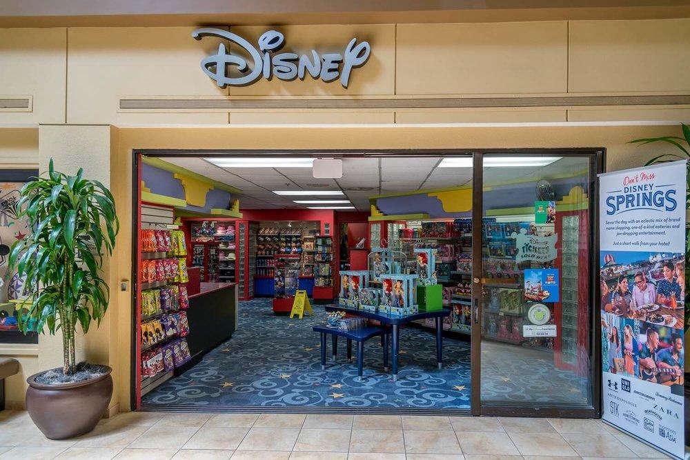 Disney store at DoubleTree Suites by Hilton Orlando - Disney Springs Resort Area