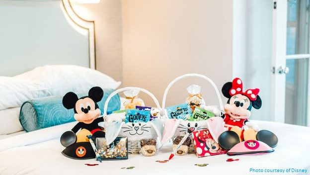 Easter Baskets Available from Disney Floral and Gifts