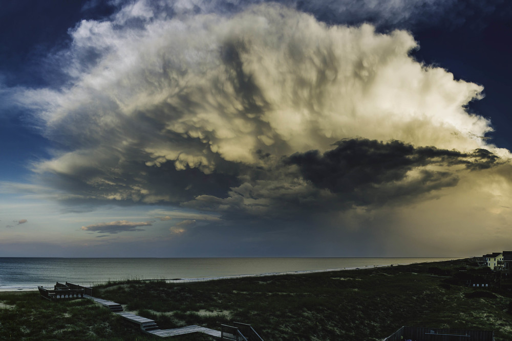 OBX Storm Cell