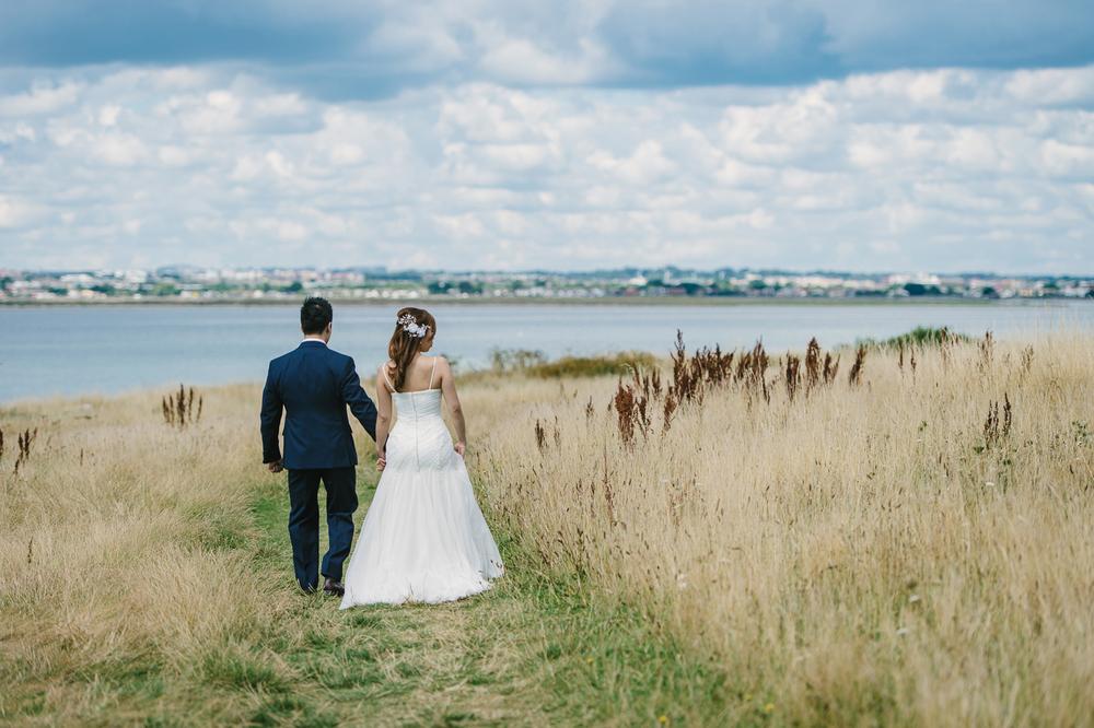 Wedding Photography Dublin Howth Bull Island Daphne and Stuart 016.JPG