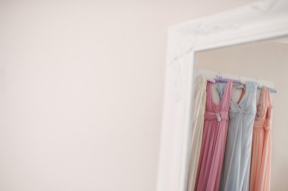 114 multi-coloured Bridesmaid dresses.jpg