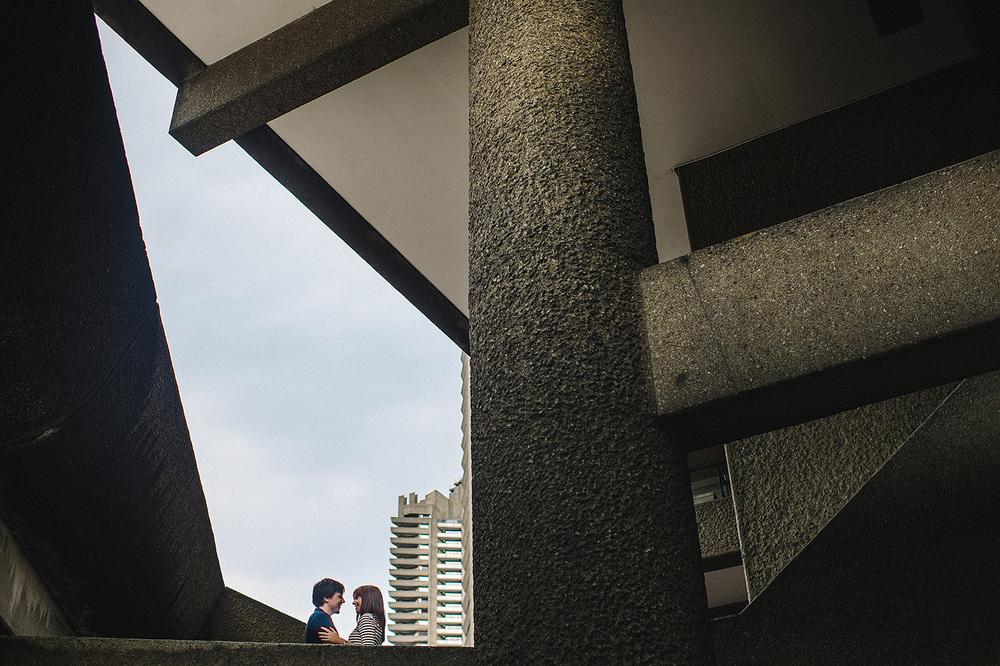 Barbican London Wedding Photography.JPG
