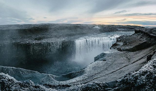 Prometheus #dettifoss #dettifosswaterfall #iceland #landscape #waterfall #d750 #nikon #latergram #panorama #panoramic #prometheus #movie #movielocation