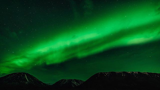 Aurora #aurora #iceland #auroraborealis #northernlights #night #mountains