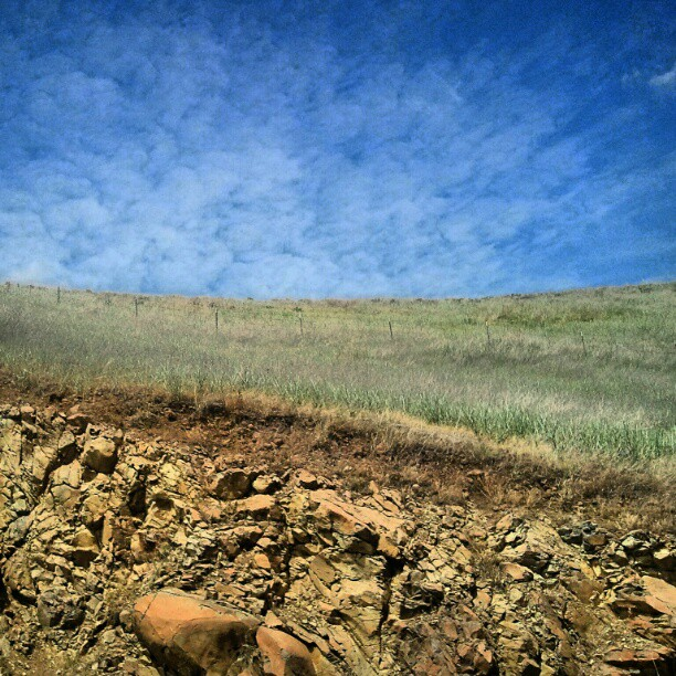 Textures of the Palouse (Taken with Instagram at Palouse)