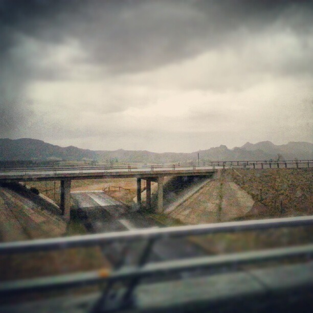 #wyoming #universityofwyoming #outwest #theoldwest #road #overpass #hwy  (Taken with  Instagram  at Laramie Wyoming)
