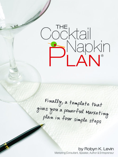 cocktail napkin plan