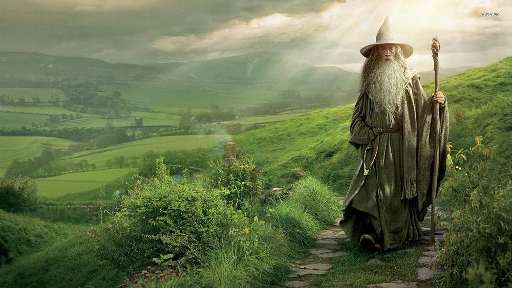 "Promotional image from ""The Hobbit"""