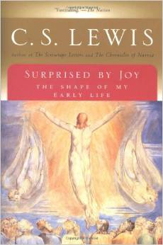 Surprised by Joy by C. S. Lewis