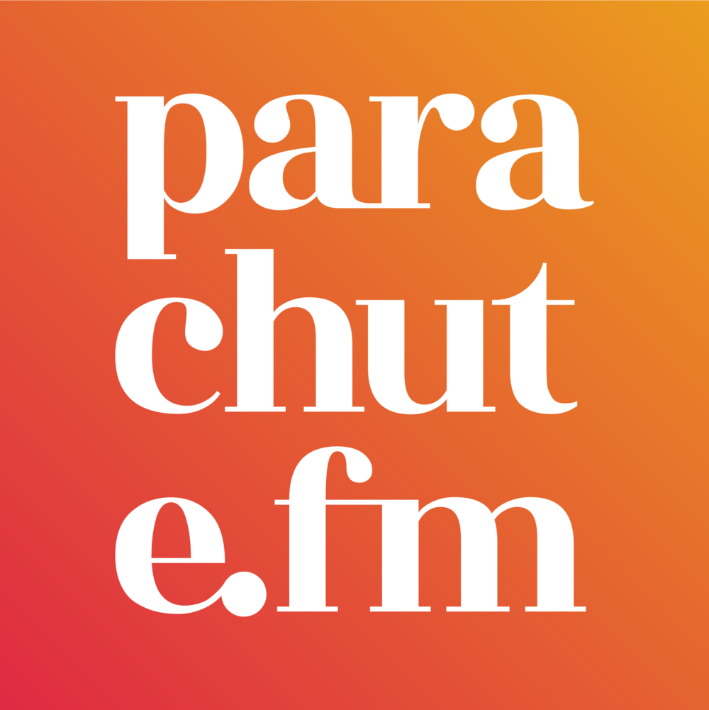 parachute.fm - Parachute.fm is a podcast network I co-founded with Abe Felix, focused on progressing social good and spreading hope.