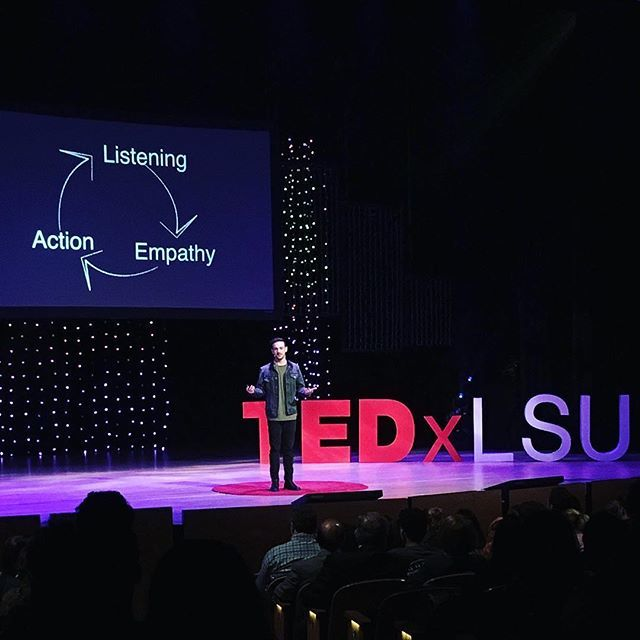 Speaking - I've spoken on a variety of local and global stages about Design Thinking, User Experience (UX) Design, and Lifestyle Design.