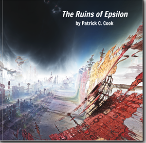 The Ruins of Epsilon  Printed Book