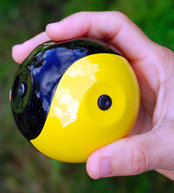 Squito throwable ball camera. Pricing and availability have not been announced