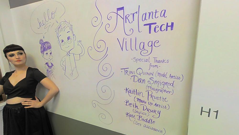 ARTlanta Tech Village-Dan Smigrod, Photographer; Trini Quinn, Model-Artist; Kaitlin Pruett, Make Up and Hair Artist; Beth Drury, Stylist; Kate Biddle, Set Assistant-201408017-Image 7.png