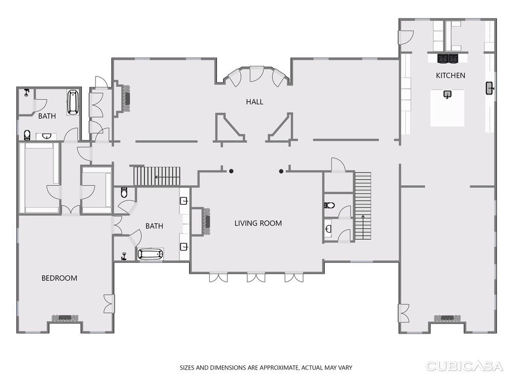 201-Main-2D Unfurnished-Top-No Perspective-We Get Around CubiCasa Luxury Residential Real Estate Example.jpg
