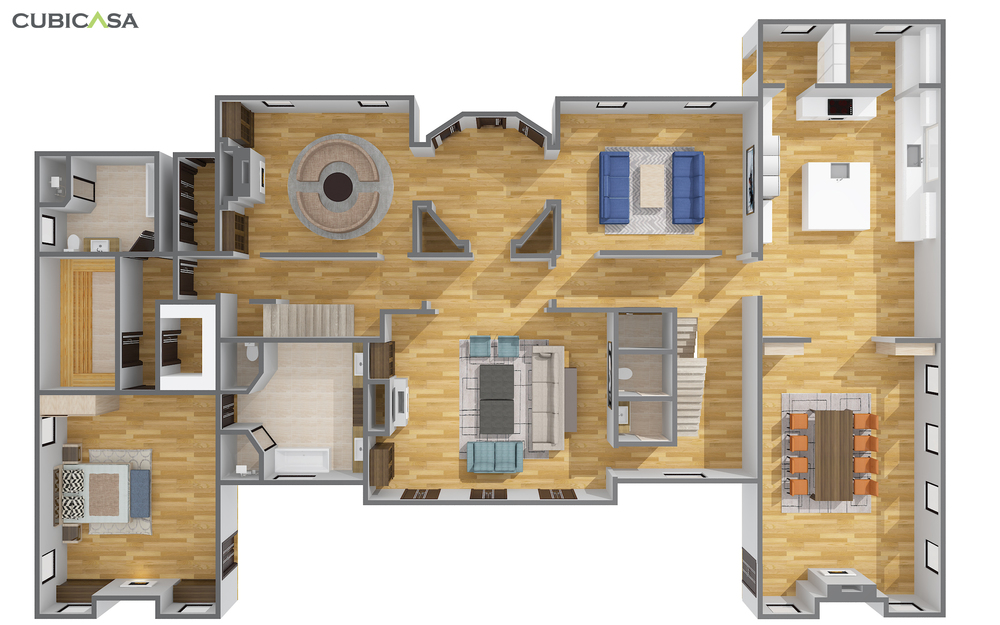 204-Main-3D Premium-Furnished-Top-No Perspective-We Get Around CubiCasa Luxury+Residential+Real+Estate+Example.jpg