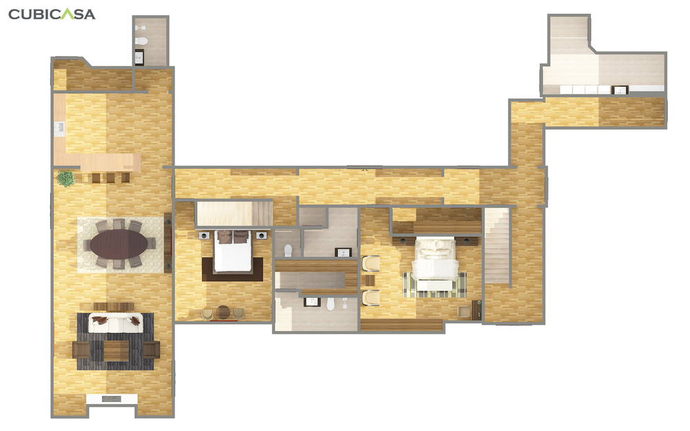 103-Basement-2D Premium-We Get Around CubiCasa Luxury+Residential+Real+Estate+Example.jpg