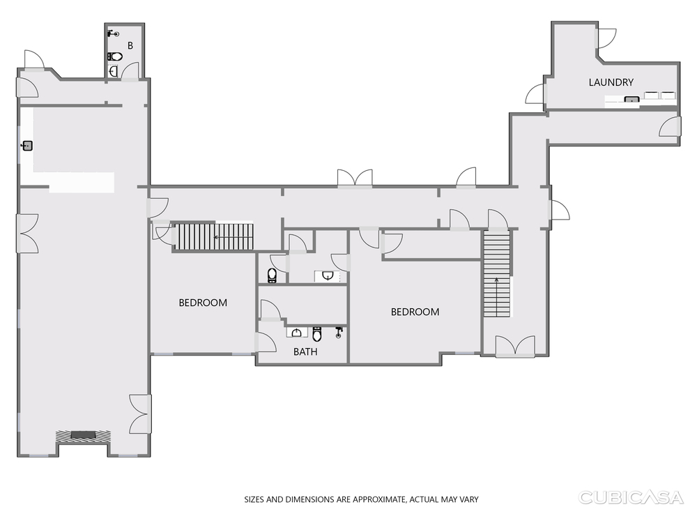101-Basement-2D Unfurnished-No Perspective-We Get Around CubiCasa Luxury Residential Real Estate Example.jpg